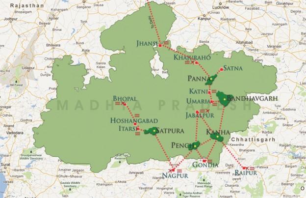 Reaching Bandhavgarh Now Even More Easier