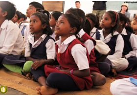 Community Outreach Programme for Vijahria School Children