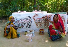 Bagheshur  – The Tiger God of the tribes in Central India