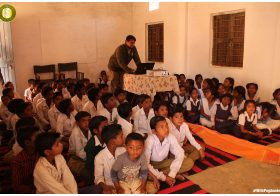 Community Outreach Programme for Rancha Village School Children