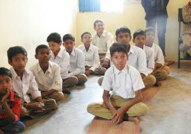 Community Outreach Programme for Sarahirri Village School Children