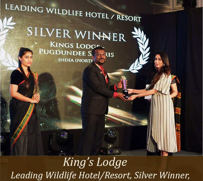 Leading wildlife hotel