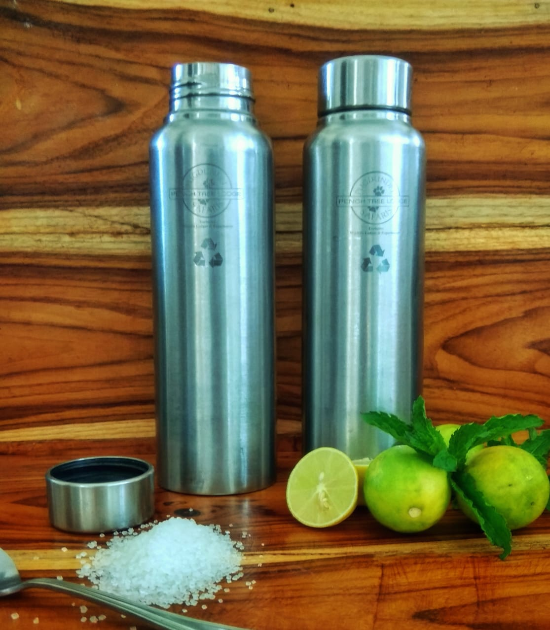 steel sippers for lemonade