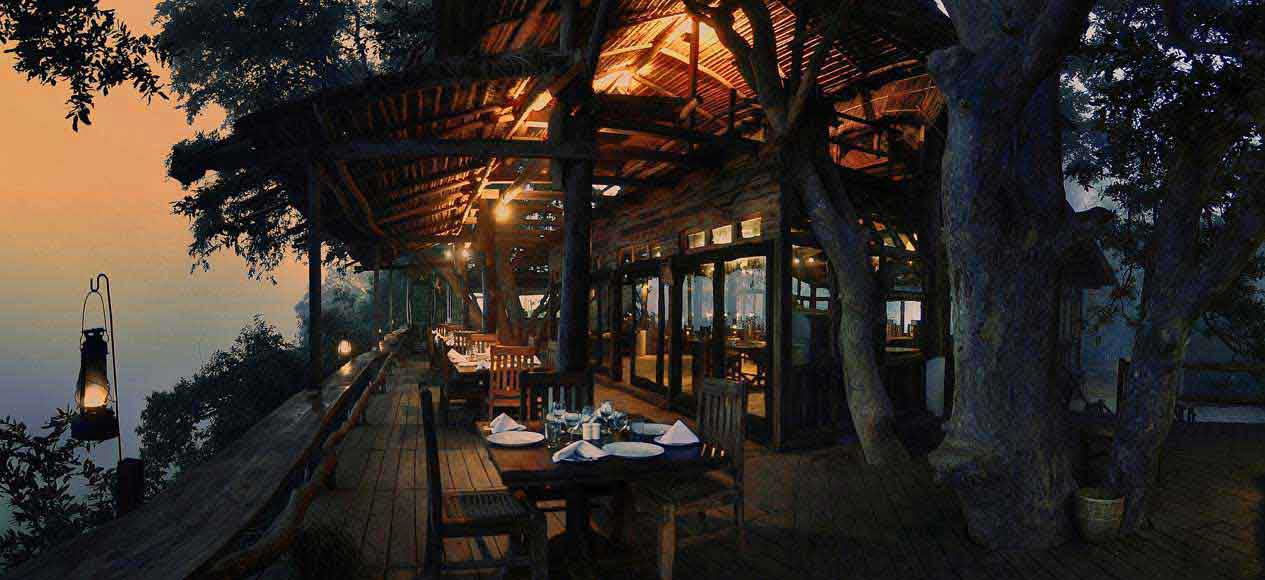 Ken River Lodge – Panna Tiger Reserve<span>Rough out in style – Outlook Traveller</span>
