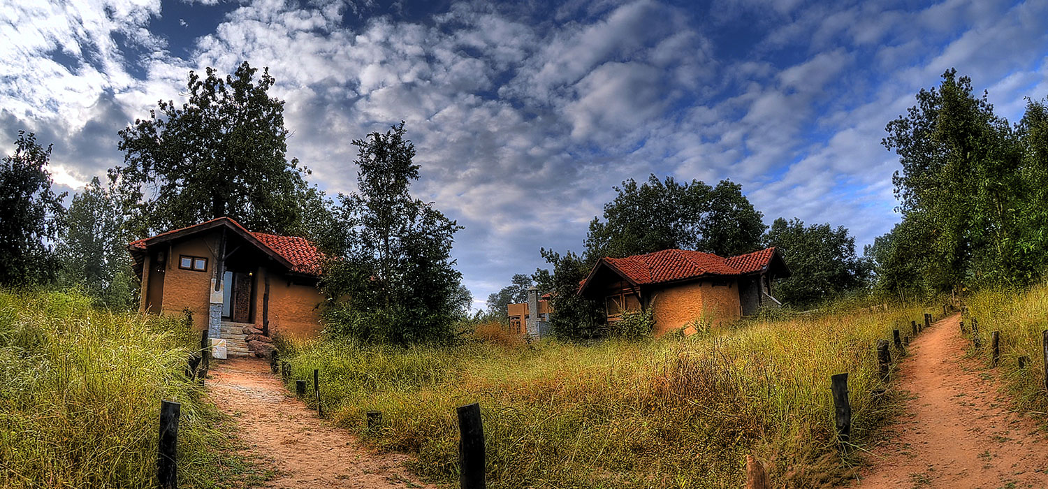 Kanha Earth Lodge - Kanha