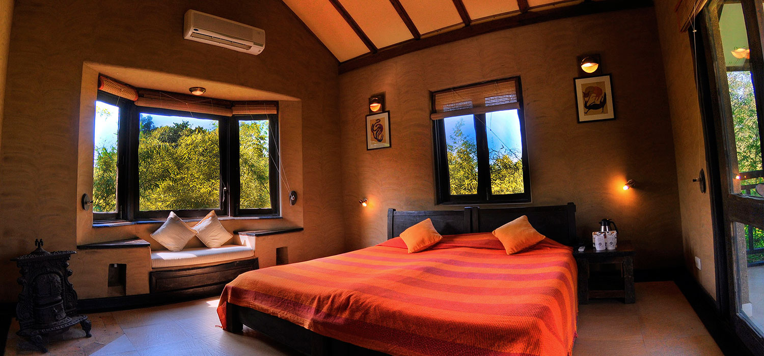 Accommodation in bandhavgarh