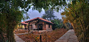 Luxury resort in bandhavgarh