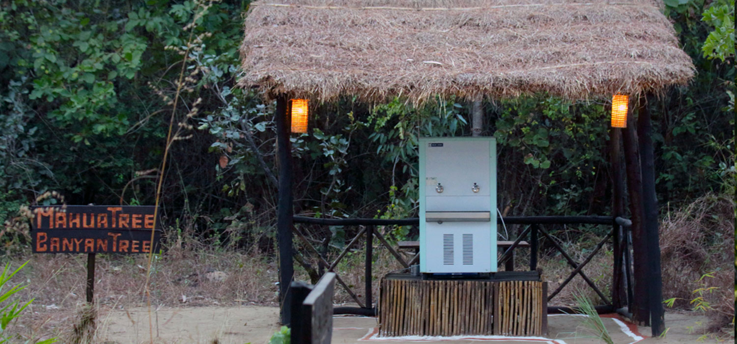 eco resorts in india