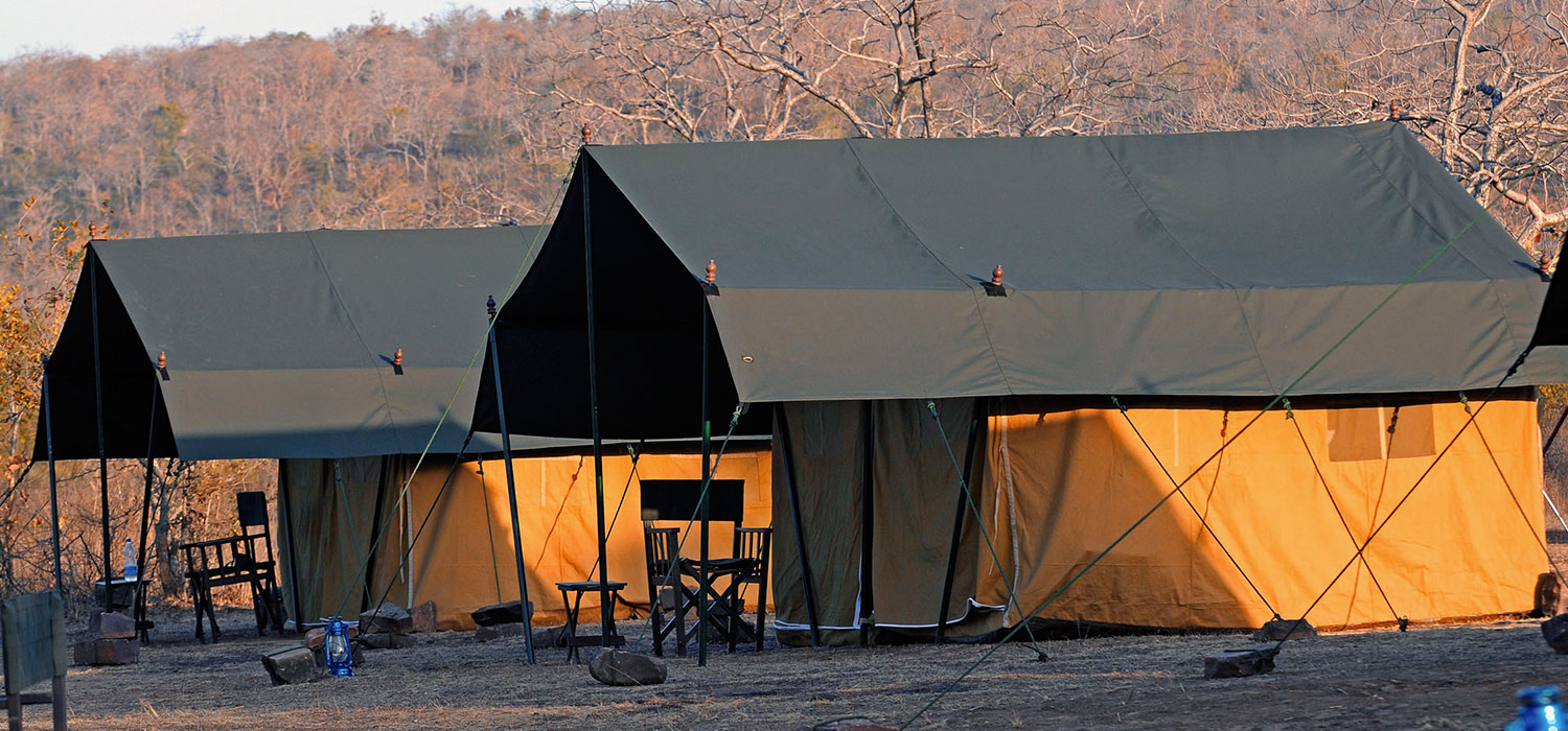 mobile camping in india
