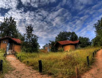 Kanha Earth Lodge - Bandhavgarh