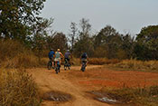 Best cycling tours india