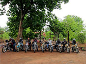 Royal enfield tours in india