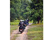 Royal enfield bike tours india